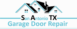 San Antonio Garage Repair Logo